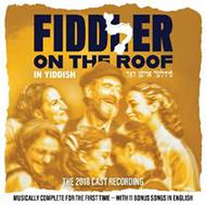 FIDDLER ON THE ROOF IN YIDDISH To Celebrate Cast Recording At Barnes & Noble