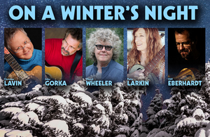 ON A WINTER'S NIGHT 25th Anniversary Announced At SOPAC