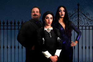 THE ADDAMS FAMILY Opening At Artisan Center Theater