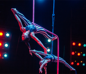 The Kentucky Center And LEO Weekly-A Little Off Center Present CIRQUELOUIS: THE CIRCUS SHOW