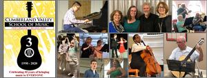 Cumberland Valley School of Music To Present 30th Anniversary Gala Showcase Concert