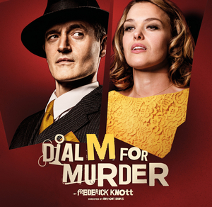 Tom Chambers and Sally Bretton Lead The Cast In 2020 UK Tour Of DIAL M FOR MURDER