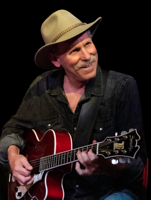 Bruce Forman Brings THE RED GUITAR to The Green Room 42