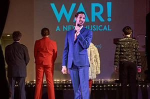 Live Source Theatre Group To Hold Developmental Workshop Of WAR! A New Musical