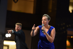 Auctioneer Duo Team Up To Form Inspire Hearts Fundraising