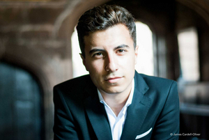 Arts Club Of Washington and Keyboard Trust Present Young Palestinian Pianist's First US Recital