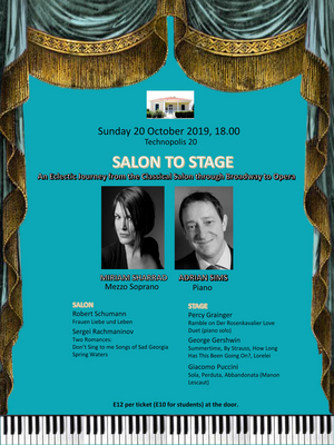 From Salon To Stage Comes to Technopolis 20