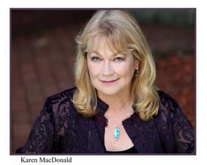 Karen MacDonald Stars as Erma Bombeck in AT WIT'S END at MRT