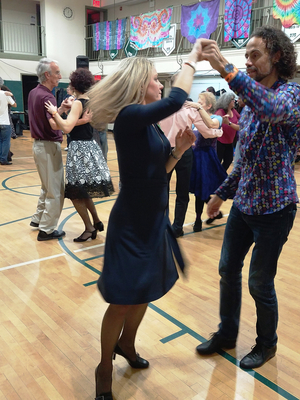A Day Of Waltz And Contra Dance To Great Live Music Announced, October 19