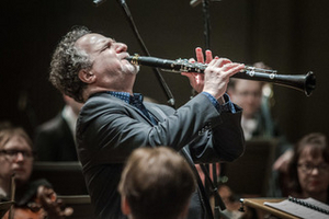 BMOP Explores Klezmer Music With David Krakauer