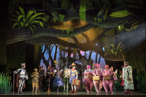 SHREK THE MUSICAL - New Tickets For The Melbourne Season On Sale Friday!