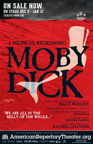 Cast And Creatives Announced For MOBY DICK Premiere At American Repertory Theatre