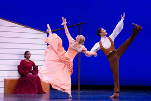 Martha Graham Dance Company Presents APPALACHIAN SPRING And World Premiere Of THE AUDITIONS At Peak Performances