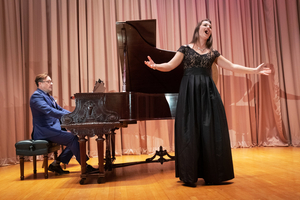 Pittsburgh Festival Opera Presents The 9th Annual Mildred Miller International Voice Competition