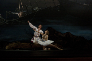 The Bolshoi Ballet's Production Of LE CORSAIRE Comes To The Ridgefield Playhouse On The Big Screen In HD