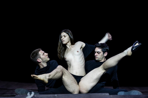 In His BAM Debut, Dimitris Papaioannou Presents A Stunning Phantasm With THE GREAT TAMER