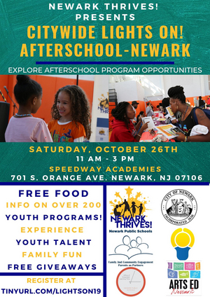 Newark Recruitment Fair Promotes Afterschool Learning Opportunities For Newark Youth