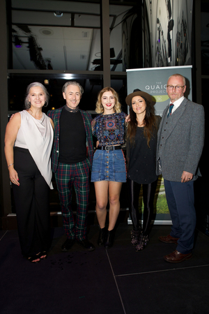 Alan Cumming's Celebration Of Scottish Culture Hits New York City