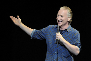 Bill Maher Brings His Live Stand-up Tour To The North Charleston PAC