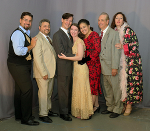 Bergen County Players Presents A COMEDY OF TENORS