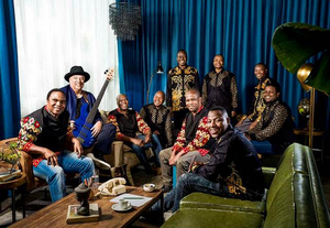 Ladysmith Black Mambazo Is Back At Steppenwolf, This Time Singing The Blues