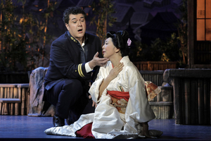 Portland Opera's MADAMA BUTTERFLY Opens Friday