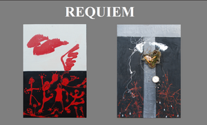 REQUIEM By Gerry Lynch Exhibit Opens In Betty Ray McCain Art Gallery At The Duke Energy Center