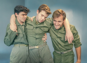 Pandelia's Canary Yellow Company Presents the World Premiere Of DEFENDERS