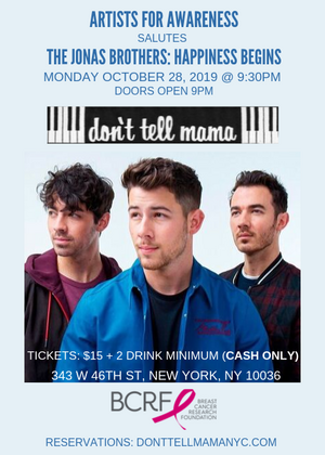 New Cabaret Series Comes To Don't Tell Mama
