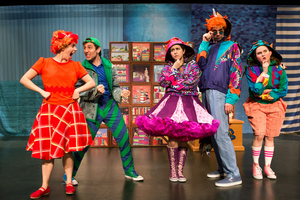 TheaterWorksUSA Returns To BMCC Tribeca Performing Arts Center With DRAGONS LOVE TACOS & OTHER STORIES and PETER PAN