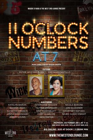 11 O'CLOCK NUMBERS AT 7 Returns Tonight