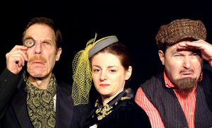 Centenary Stage Company Presents KVETCHES OF 1932