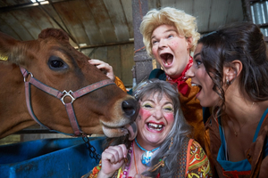 The Everyman Will Present JACK AND THE BEANSTALK Panto