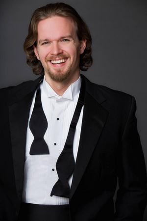 Gabriel Preisser to Appear In Rare Solo Cabaret At Winter Park Playhouse
