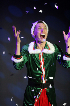 The Media Theatre Presents ELFThe Musical For The Holidays