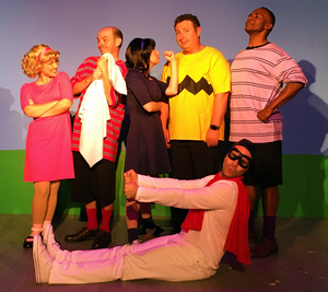 Winter Park Playhouse Produces All-Star Cast Production Of YOU'RE A GOOD MAN, CHARLIE BROWN