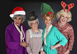 Hell In A Handbag Presents THE GOLDEN GIRLS: The Lost Episodes – The Holiday Edition