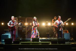 La Jolla Playhouse Announces Cast & Creative Team For CAMBODIAN ROCK BAND