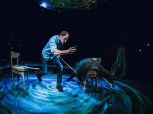 FACTORY Presents BETWEEN BREATHS, An Artistic Fraud Of Newfoundland Production