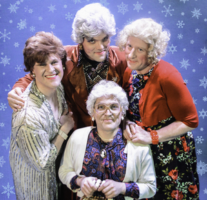 A VERY GOLDEN GIRLS CHRISTMAS Will Come to The Ringwald Theatre