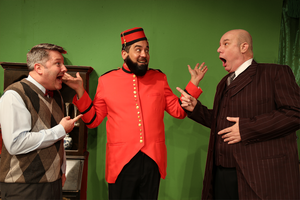 Rover Presents A COMEDY OF TENORS