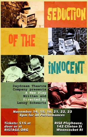 The Daydream Theatre Company Will Present SEDUCTION OF THE INNOCENT