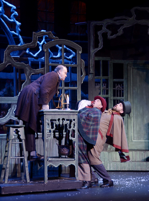 CAPA Celebrates 40th Presentation Of A CHRISTMAS CAROL With Ticket Giveaway