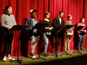 Dorset Theatre Festival Presents 6th Annual Jean E. Miller Young Playwrights Competition