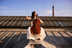 Society for the Performing Arts Presents Cellist Camille Thomas
