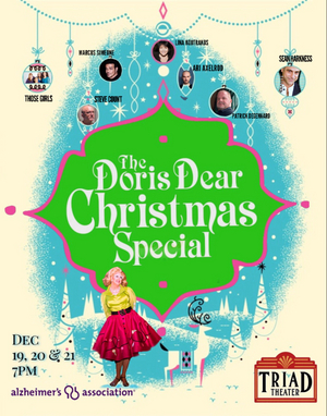 THE DORIS DEAR 2019 CHRISTMAS SPECIAL Celebrates its 4th year