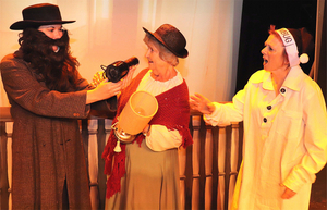 The Farndale Avenue Housing Estate Townswomen's Guild Dramatic Society's Production of A CHRISTMAS CAROL Will Come to Stirling Theatre
