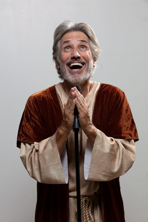 STAND-UP JESUS Will Come to The Playhouse at Westport Plaza