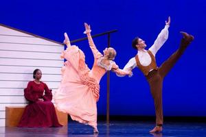 Composer Augusta Read Thomas And Choreographer Troy Schumacher Present World Premiere Work For Martha Graham Dance Company