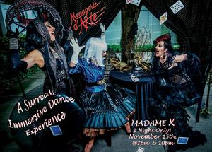 Dalia Carella Dance Collective & D.webb Designs Presents 'Menagerie D'arte – A Surreal, Immersive Dance Experience'